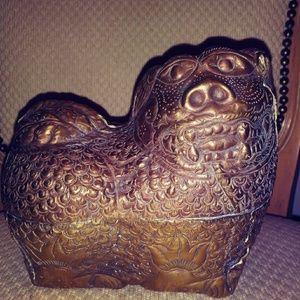 Foo Dog Trinket Box